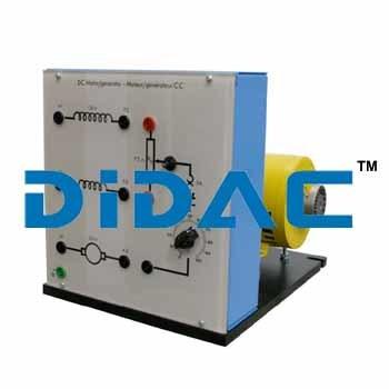Multi Excitation Dc Machine 60 HZ