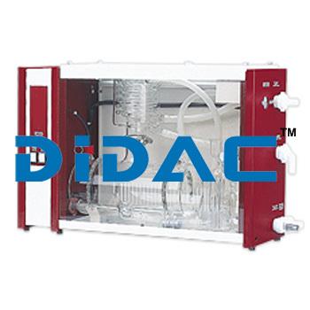 Mono Distillation Unit Made Of Glass 2202