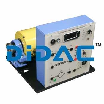 Electrodynamometer 60 HZ