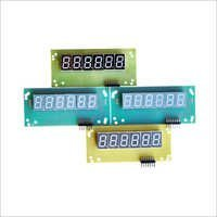 Weighing Machine Display