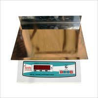 Regular Table Top Front And Back for weighing machine