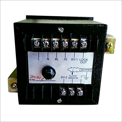 Gas Burner Sequence Controller