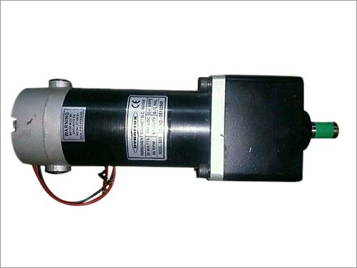 DC Inline Gear Motor
