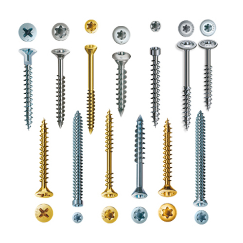 Weighing Machine SS Screws
