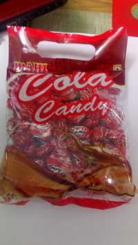 Cola Flavour Candy
