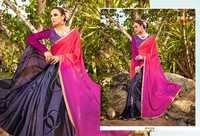 Hand Printed Latest Fashion Saree