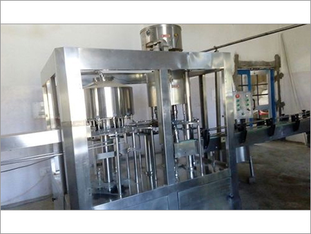 Automatic Juice Filling Plant