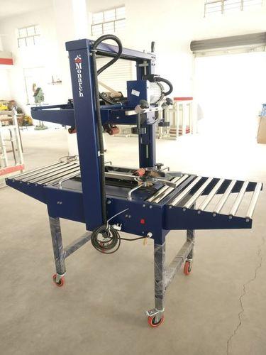 Semi Auto Carton Taping Machine
