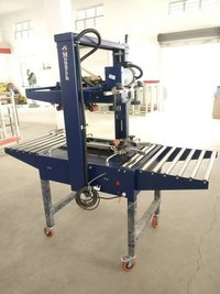 Semi Auto Carton Taping Machine