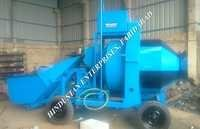 Reversible Mini Mobile Concrete Batching Plant