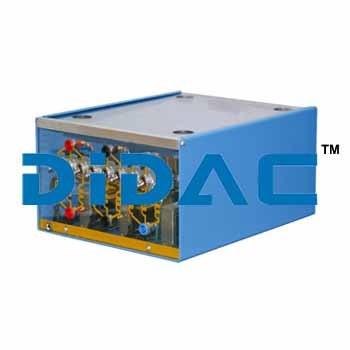 Variable Inductive Load Unit 60 HZ