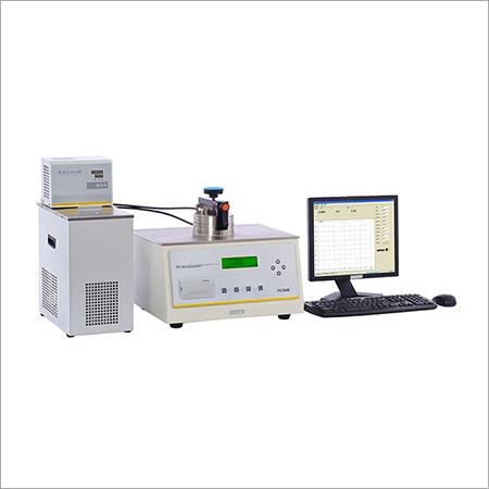 Electrolytic Detection Method Water Vapor Permeability Tester
