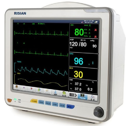 RISIAN PATIENT MONITOR 12