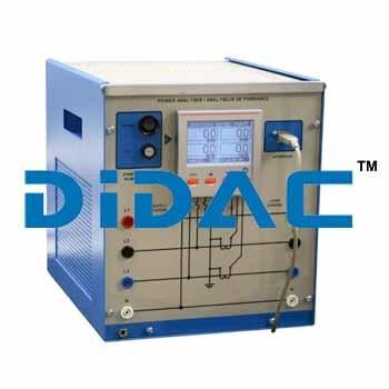 Power Analyzer 50/60 HZ