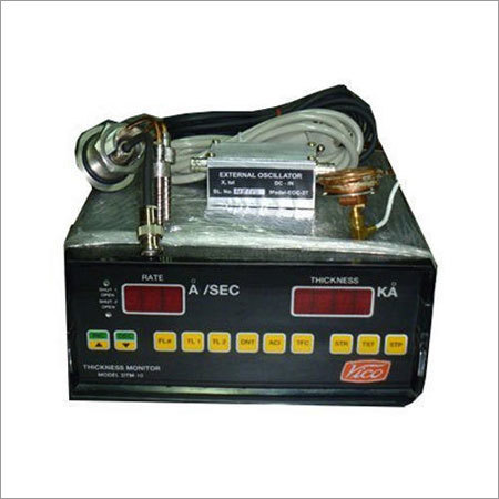 Vacuum Measuring Instruments