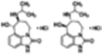 Zilpaterol hydrochloride