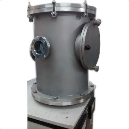 Cylindrical Vacuum Chamber