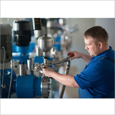Dosing Pump Maintenance Service