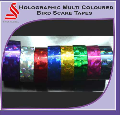 Holographic Rainbow Bird Scarer Tapes