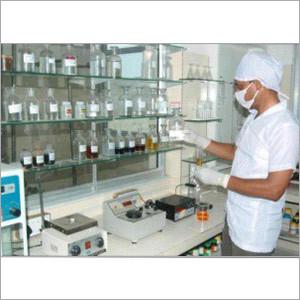 Quality Control Laboratory SetUp