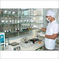 Quality Control Laboratory Set Up