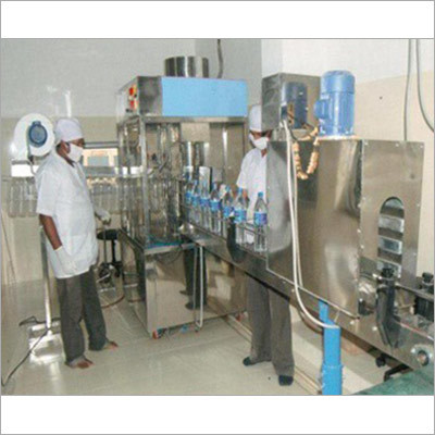 Semi-Auto Pet Bottle Packing Machine