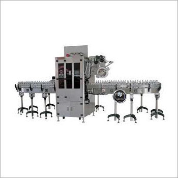 Fully Auto Heat Shrink Labeling Machine