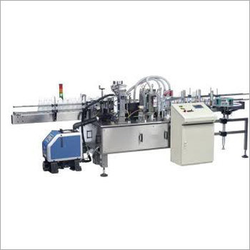 Fully Auto Glue Labeling Machine
