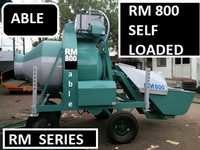 Reversible Mixer With Self Loaded