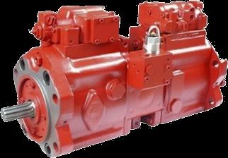 Kawasaki Axial Piston Pumps Repair