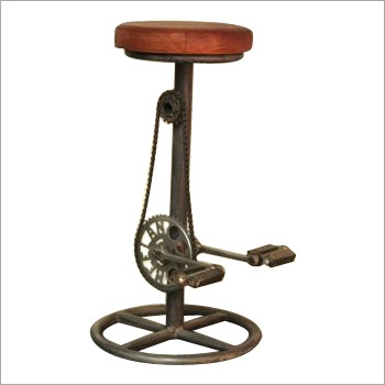 Industrial cycle stool