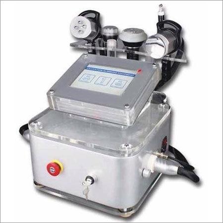 Cavitation with RF Portable