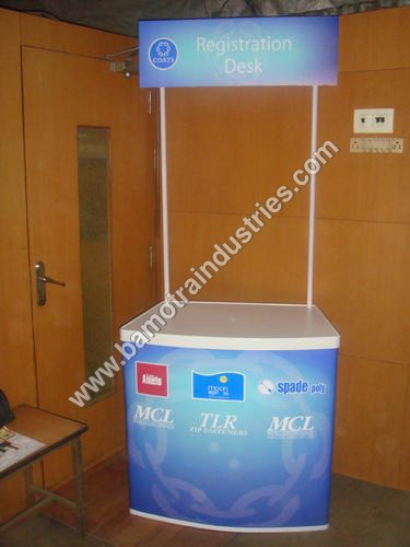 Plastic Promotional Table