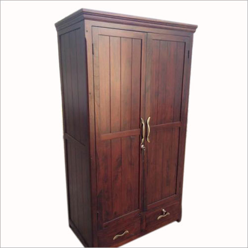 Wardrobe 2 Door & 2 Drawer