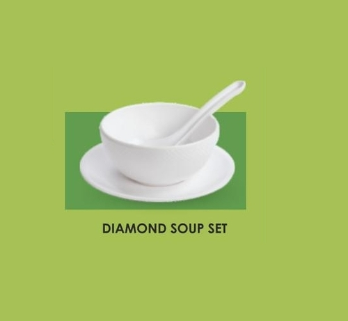 Diamond Soup Set