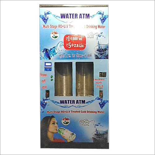Industrial Water ATM Machine