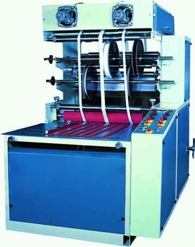 Strip Gumming Laminating Machine