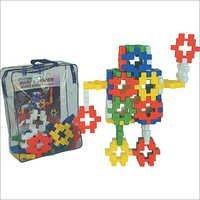 Girnar Kindergarten Blks-Robot 50 Pc