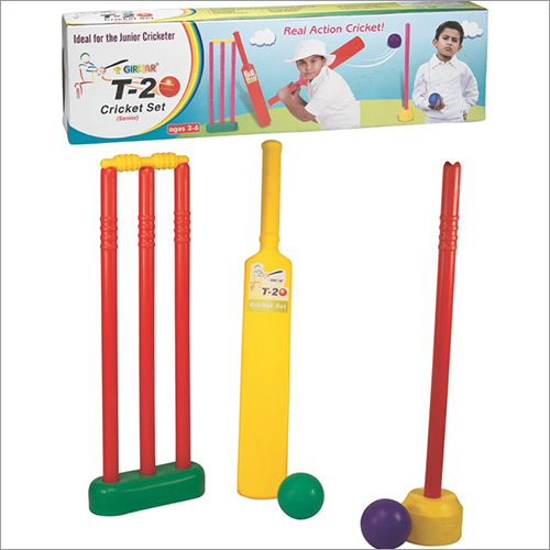 T-20 Cricket Set Senior Box