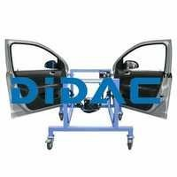 Dual Door Trainer With Power Windows