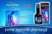 Fast Relax Pain Oil