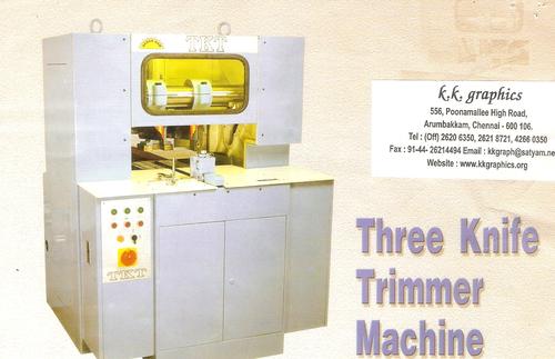 3 Knife Trimmer