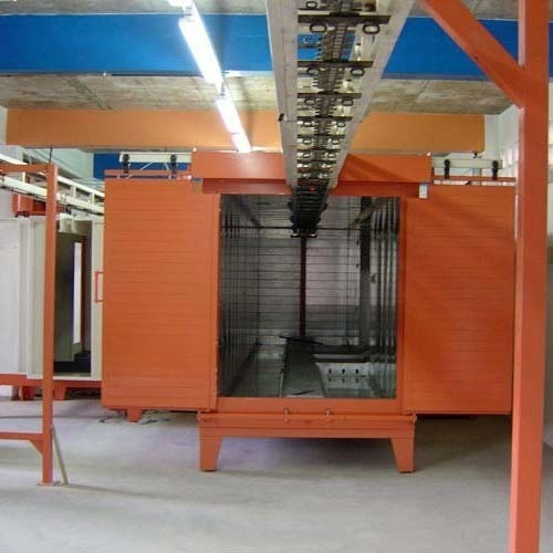 Conveyorised Curing Oven