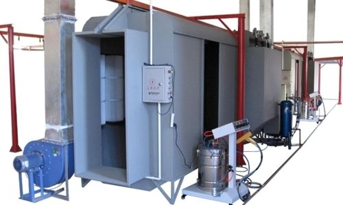 Powder Coating Booths