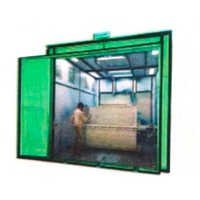 Dry Type Spray Paint Booth