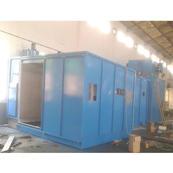 Batch Type Painting Plant
