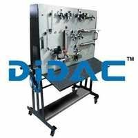 Double Sided Basic Pneumatics Trainer