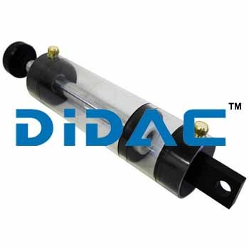 Cutaway Double Acting Single Rod Cylinder