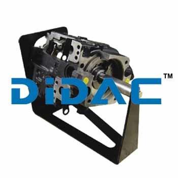 Cutaway Ninety Series Sundstrand Hydrostatic Pump