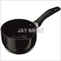 Hard Anodized Spout Sauce Pan